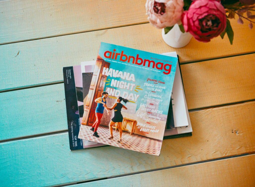 revista airbnb