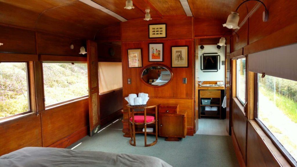 Dormir En Un Vagón De Tren Con Airbnb Aprendeairbnb