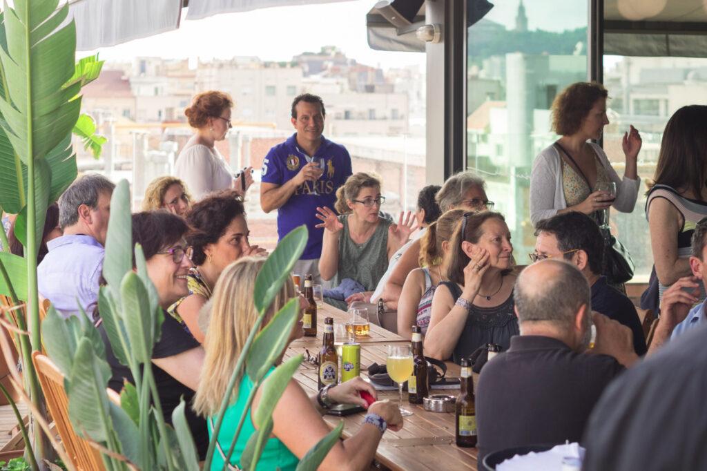 meeting airbnb barcelona