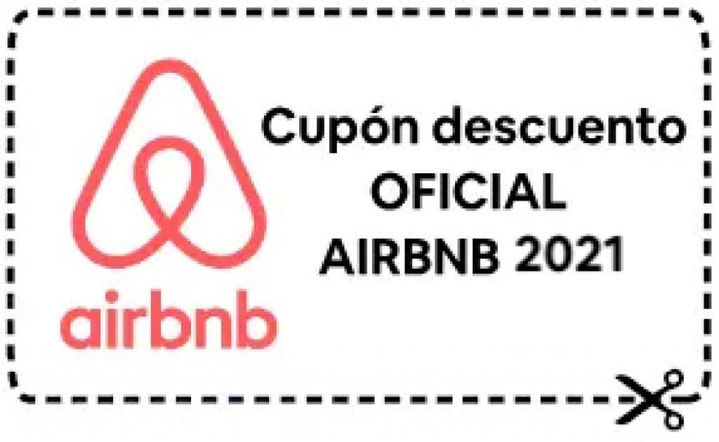 Cupón Descuento Airbnb 2021