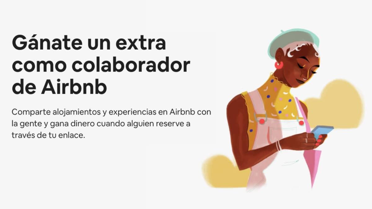 gana dinero colaborando con airbnb