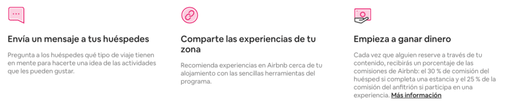 como funciona el programa de colaborares de airbnb