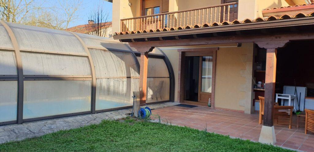 alojamiento en Cantabria con piscina cubierta
