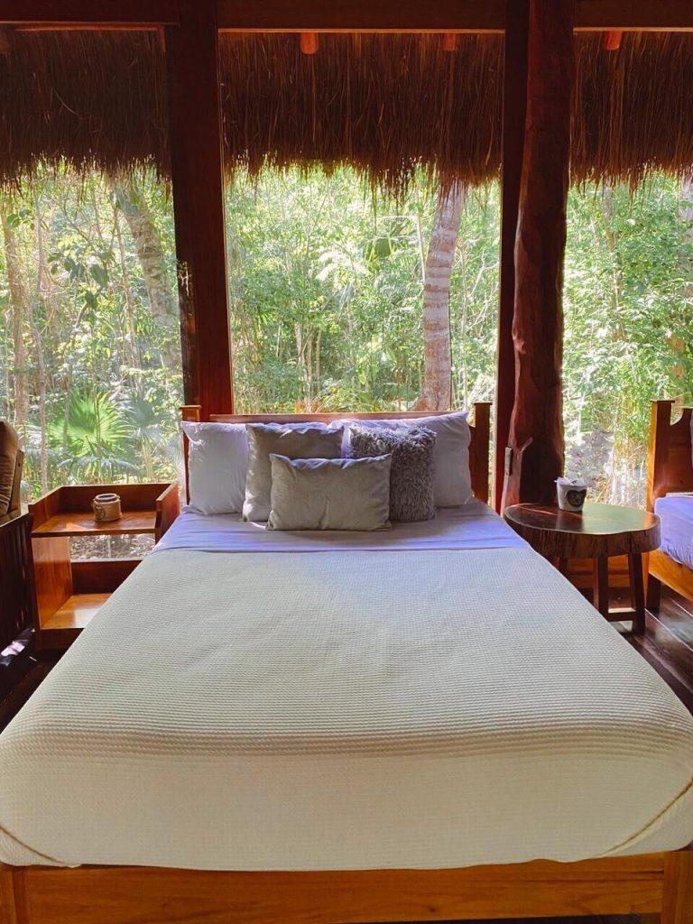 mejor airbnb en mexico cenote