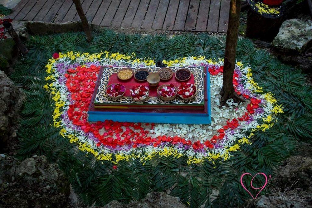 boda maya puerto morelos